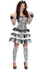 EUROCARNAVALES sexy zebra huurprijs 20