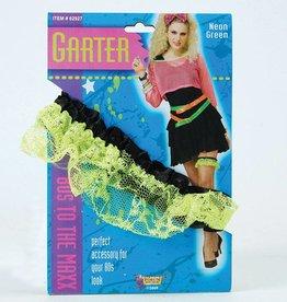 Bristol Novelty Ltd. kousenband fluo groen