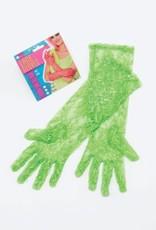 Bristol Novelty Ltd. handschoenen neon groen