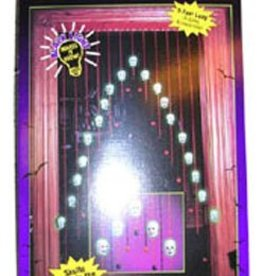 ESPA deurgordijn met doodskop