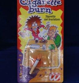 Cremers fopartikel brandend cigaret