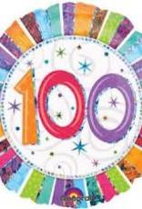 Sempertex avalloons folie 100 jaar met helium