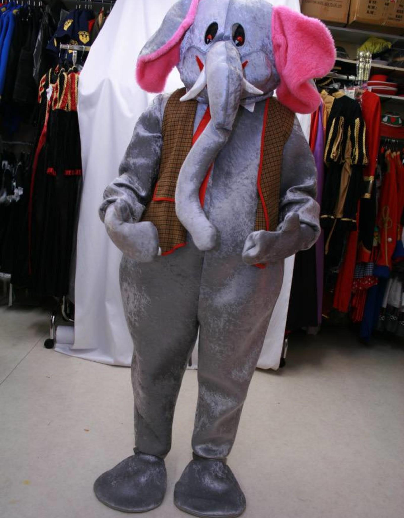 Cremers jacket voor mascotte te huur 10