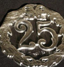 Wimmers embleem 25,  formaat20 cm