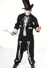 Bristol Novelty Ltd. zombie dokter 1 maat