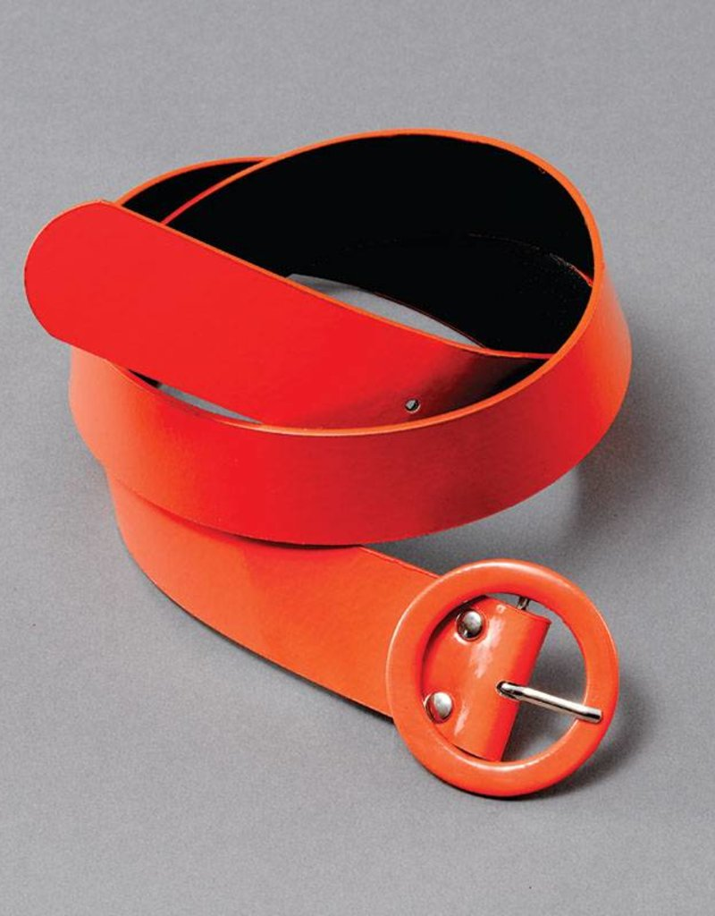 Bristol Novelty Ltd. riem fluo oranje