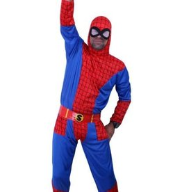 Partyxplosion spiderman S-M huurprijs 20