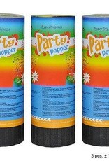 ESPA party popper 11cm. per 3