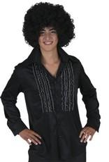 ESPA hemd zwart disco 56-58 huurprijs 15
