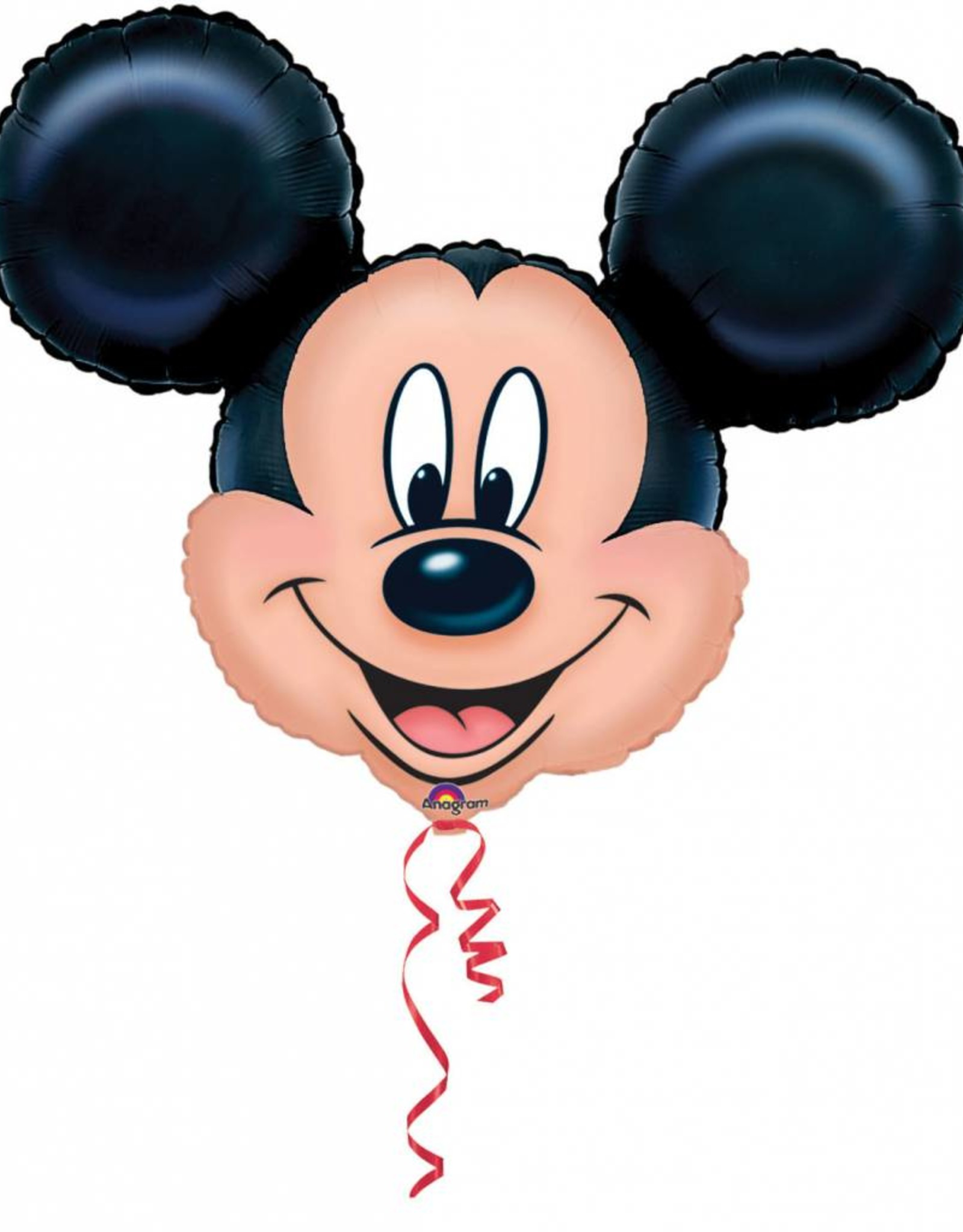 IBS folie mickey mouse met helium