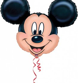 IBS folie mickey mouse met helium