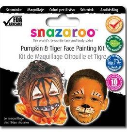 Snazaroo themaset pompoen tijger