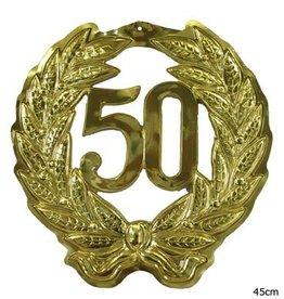 ESPA plakkaat 50 goud