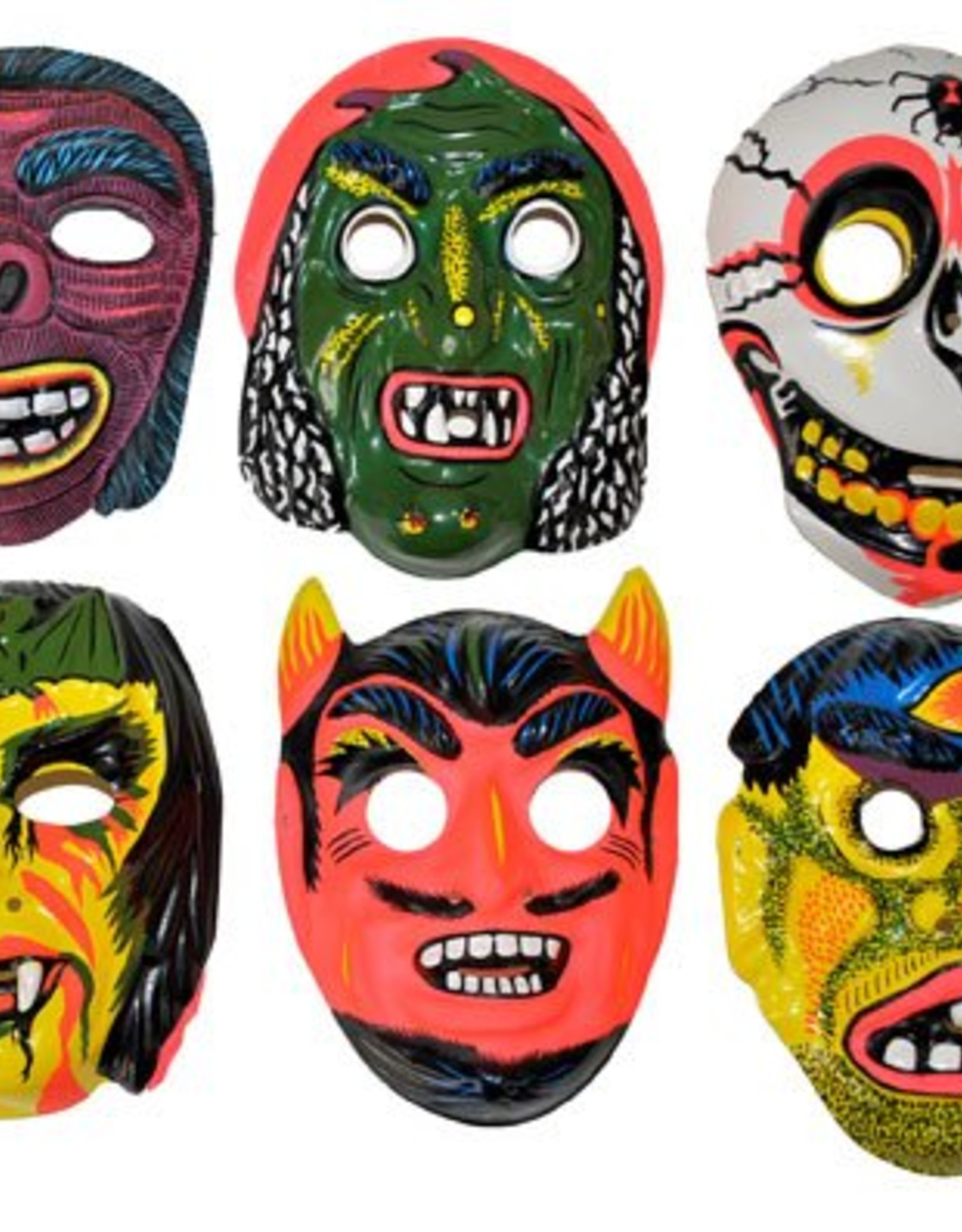 FARAM masker horror kind ass.