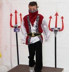 FARAM piratenjongen doodskop 152 huurprijs 15