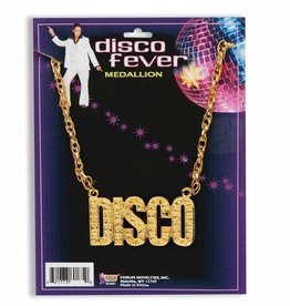 Bristol Novelty Ltd. ketting disco