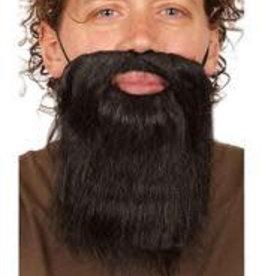 FARAM baard kort zwart