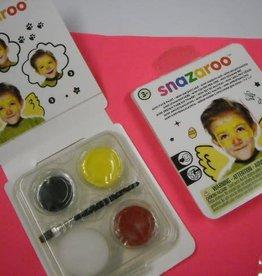 Snazaroo kip set