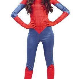 FIESTAS GUIRCA super spidervrouw