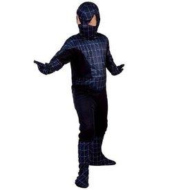 EUROCARNAVALES zwarte spiderman