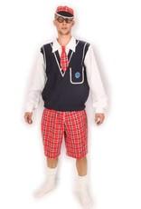 Partyxplosion nerd kostuum student huurprijs € 20