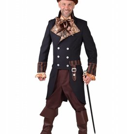 MAGIC Steampunk Slipjas 1900 huurprijs € 20