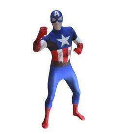ESPA Morphsuit Captain America