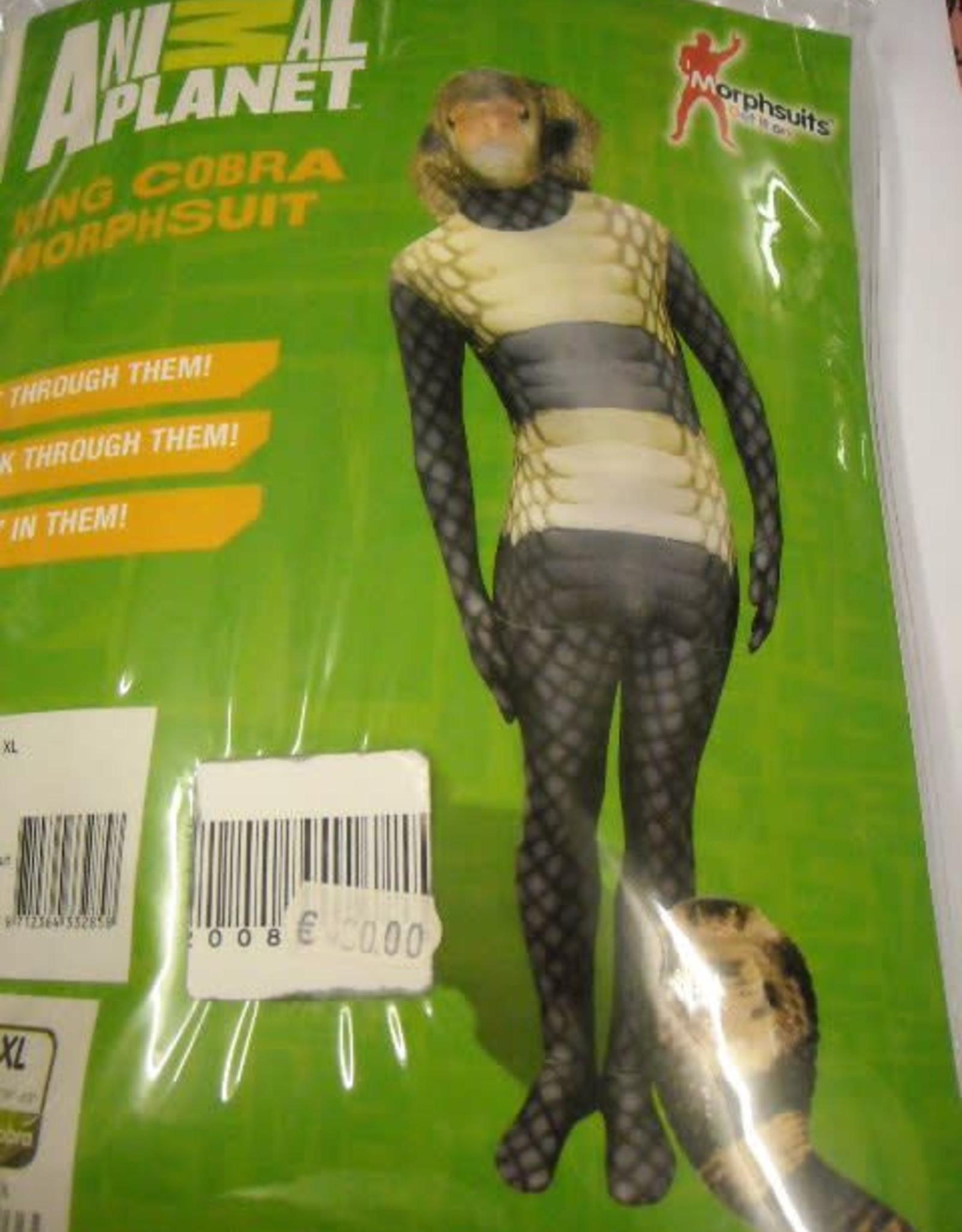 ESPA morphsuits cobra