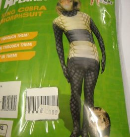 ESPA morphsuits cobra