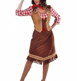 MAGIC Cowgirl Geruit Hemd huurprijs € 15