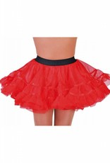 MAGIC Petticoat Kort Rood huurprijs 15