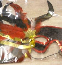 ESPA oogmasker pluimen opzij