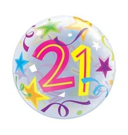Sempertex avalloons bubbles balloon happy birdhay 21