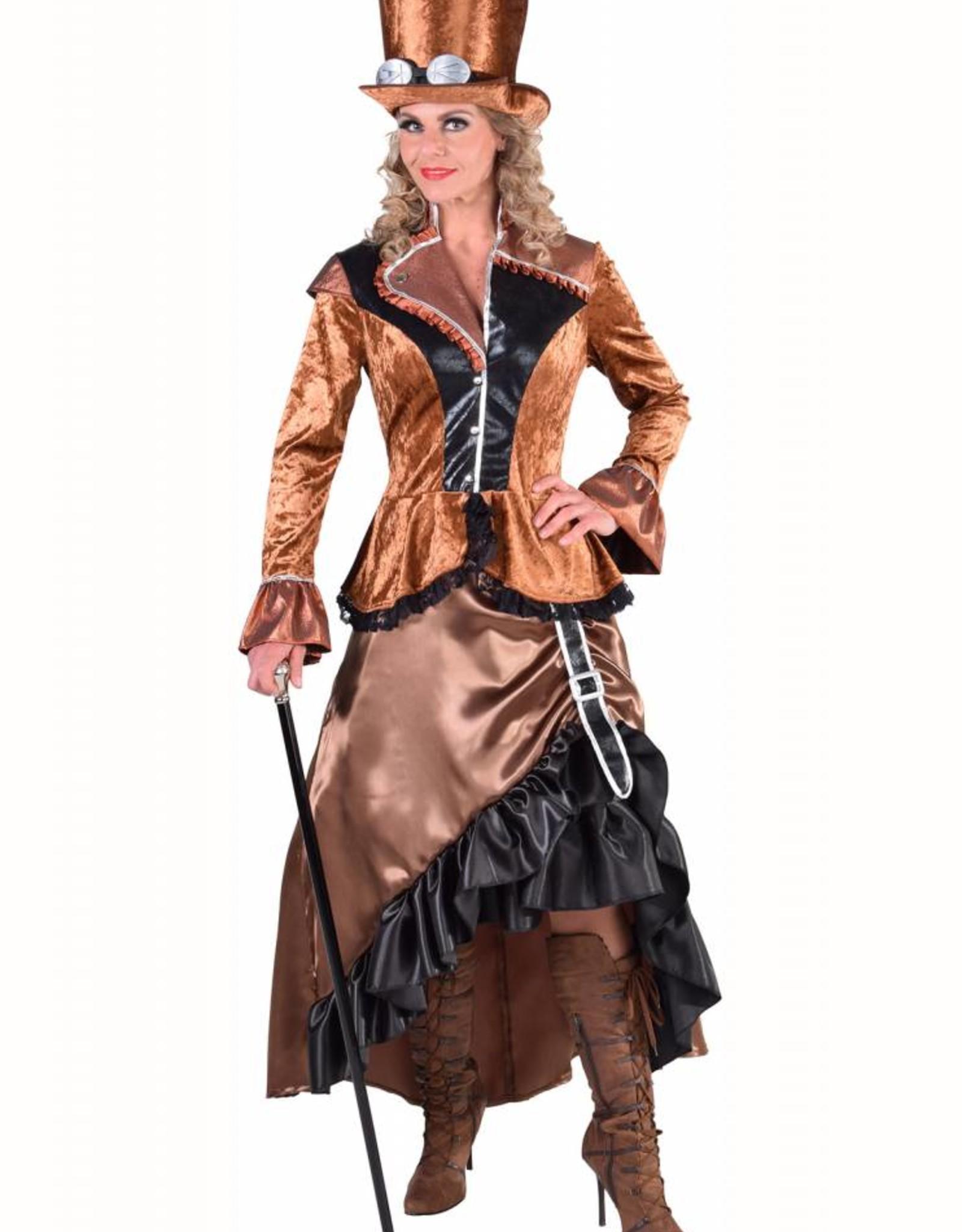 MAGIC steampunk brons huurprijs € 20