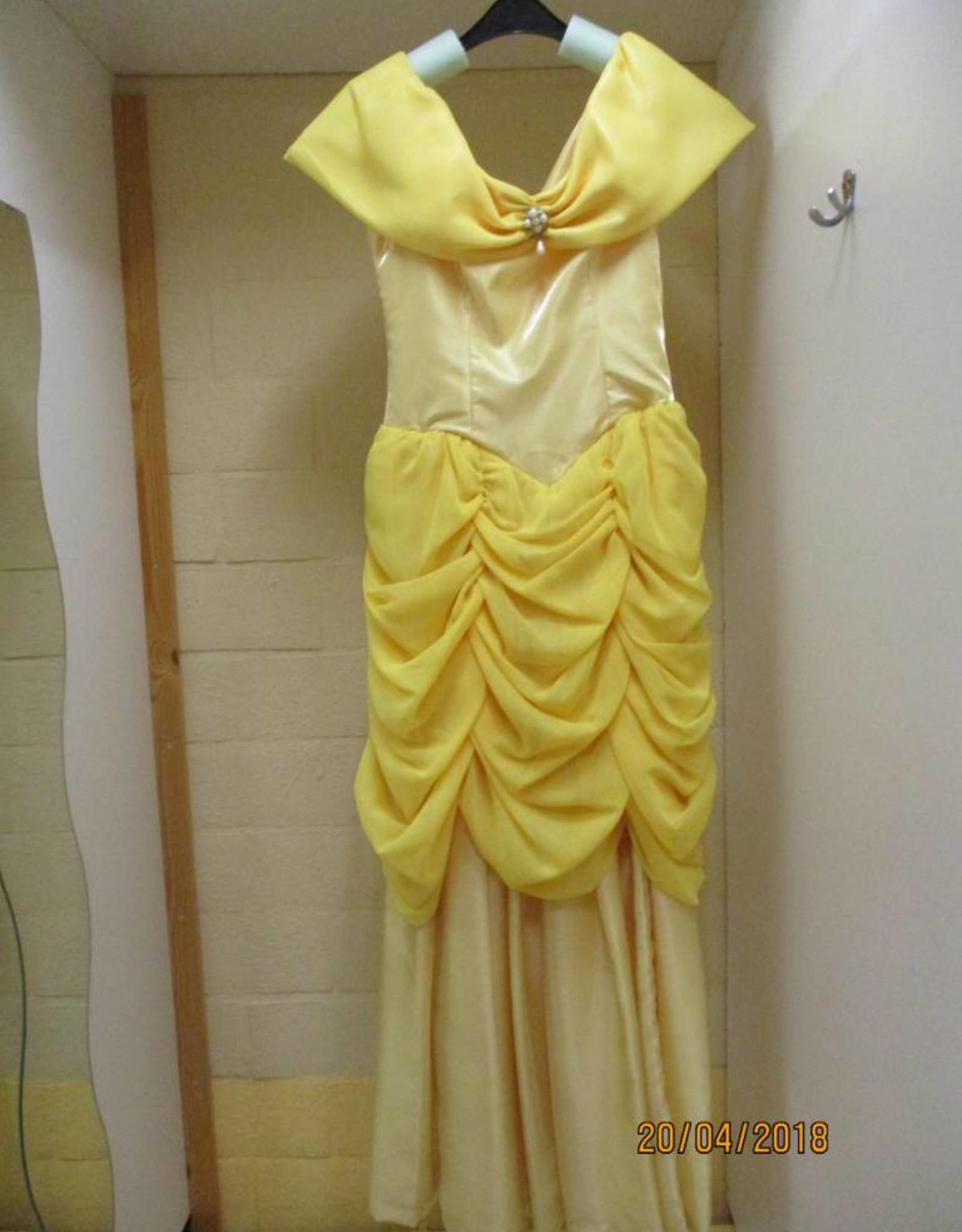 Cremers prinses luxe geel huurprijs € 40
