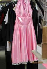 kleedje jaren 50 satijn