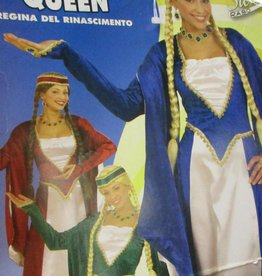 Cremers renaissance queen huurprijs € 20