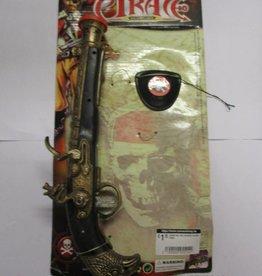 ESPA piraat set met revolver zonder haak