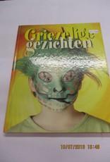 Snazaroo boek griezelige gezichten