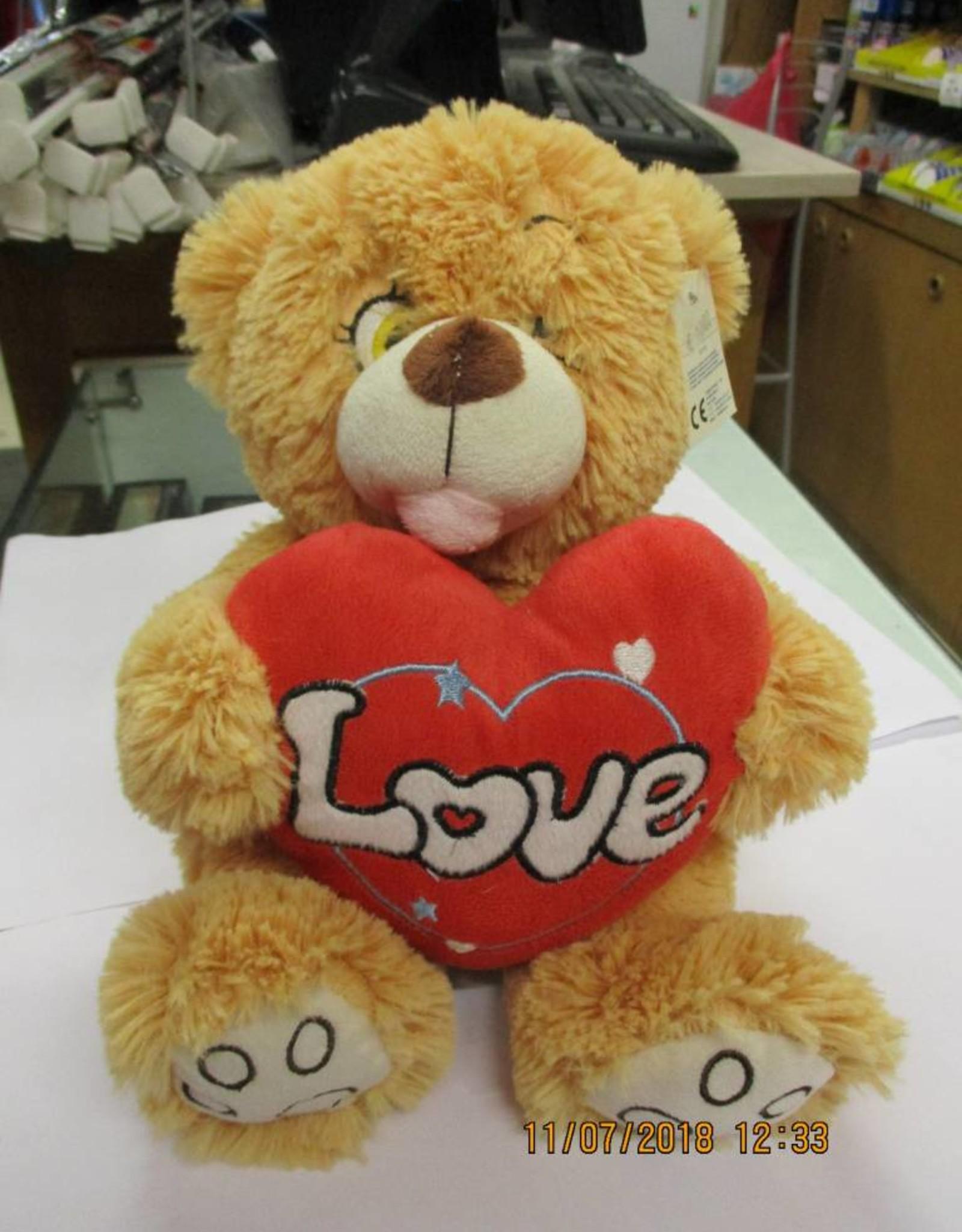 Doho beer met hart