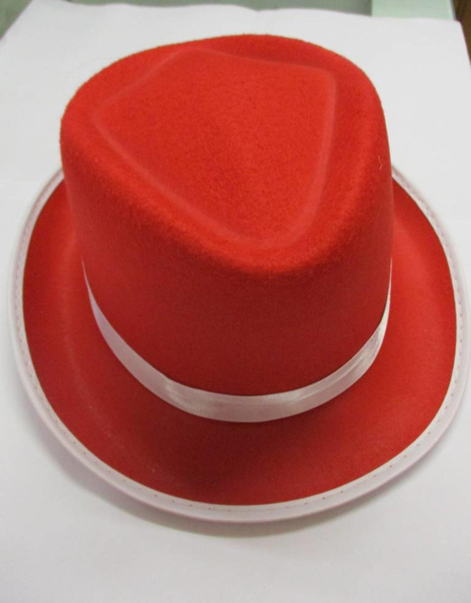 ESPA kojak hoed rood