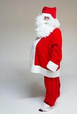 kerstman E fleace met koord dagprijs 25