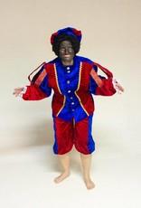 MAGIC Zwarte Piet rood-blauw O dagprijs 30
