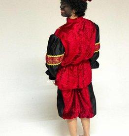 MAGIC Zwarte Piet rood-zwart P dagprijs 30