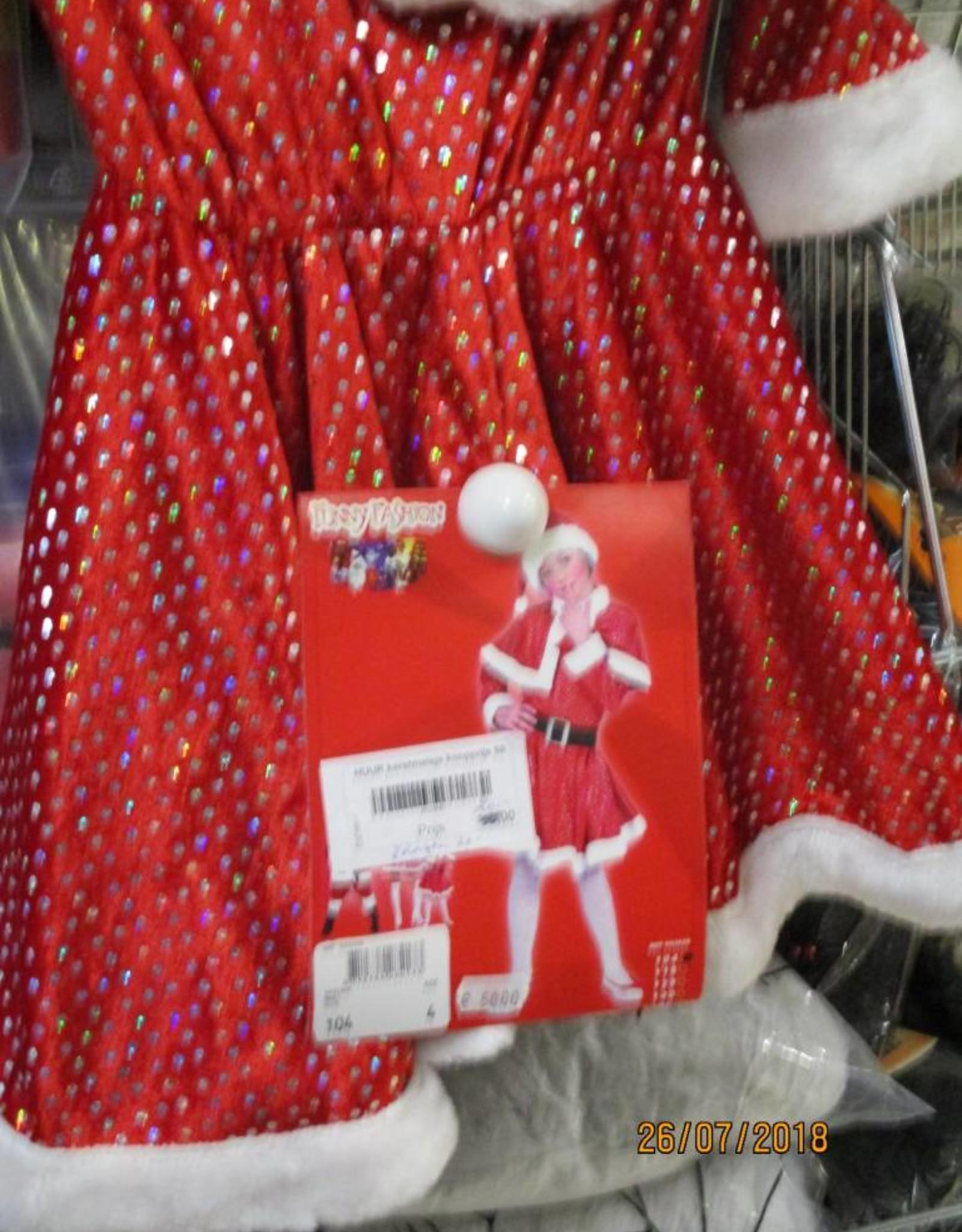ESPA kerstmeisje huurprijs 15