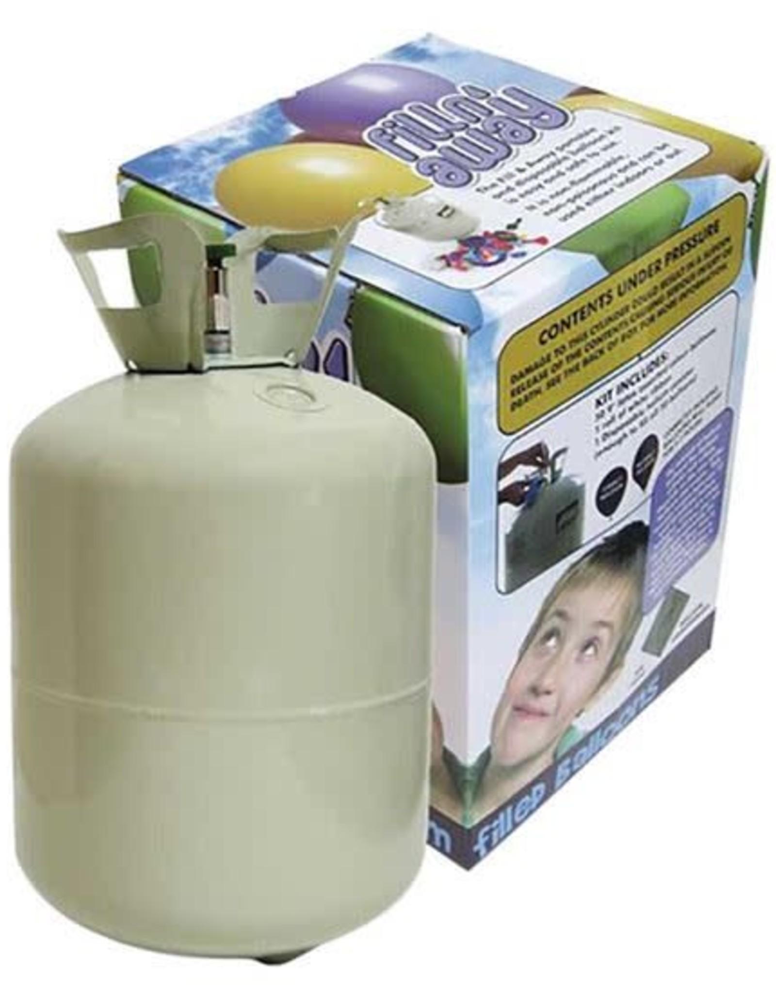 WITBAARD heliumcylinder voor 50 ballonnen
