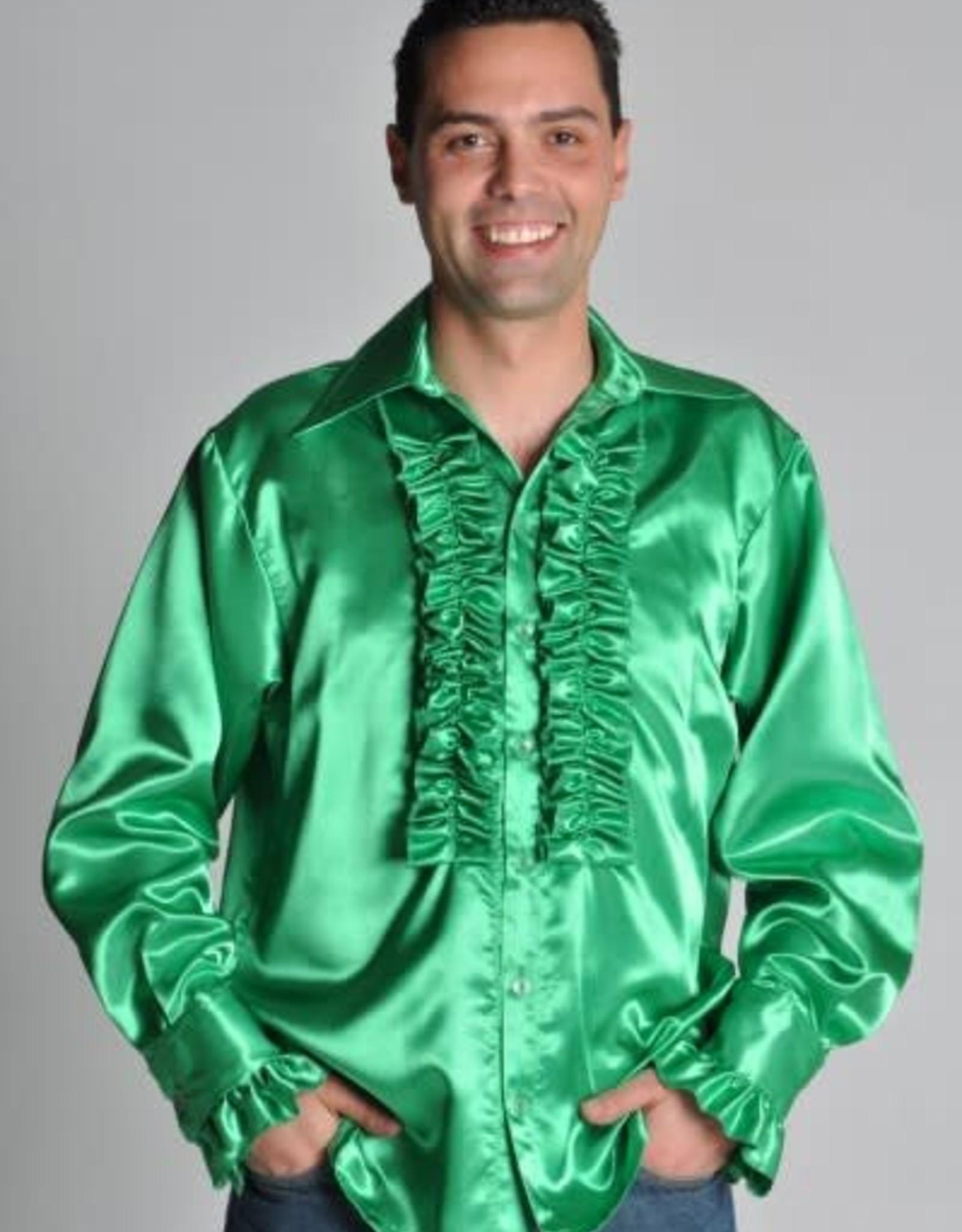 MAGIC hemd disco satijn huurprijs 10