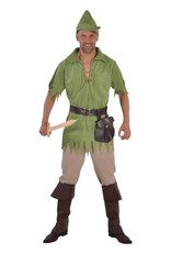 MAGIC Robin hood groen (Peter Pan) huurprijs 20