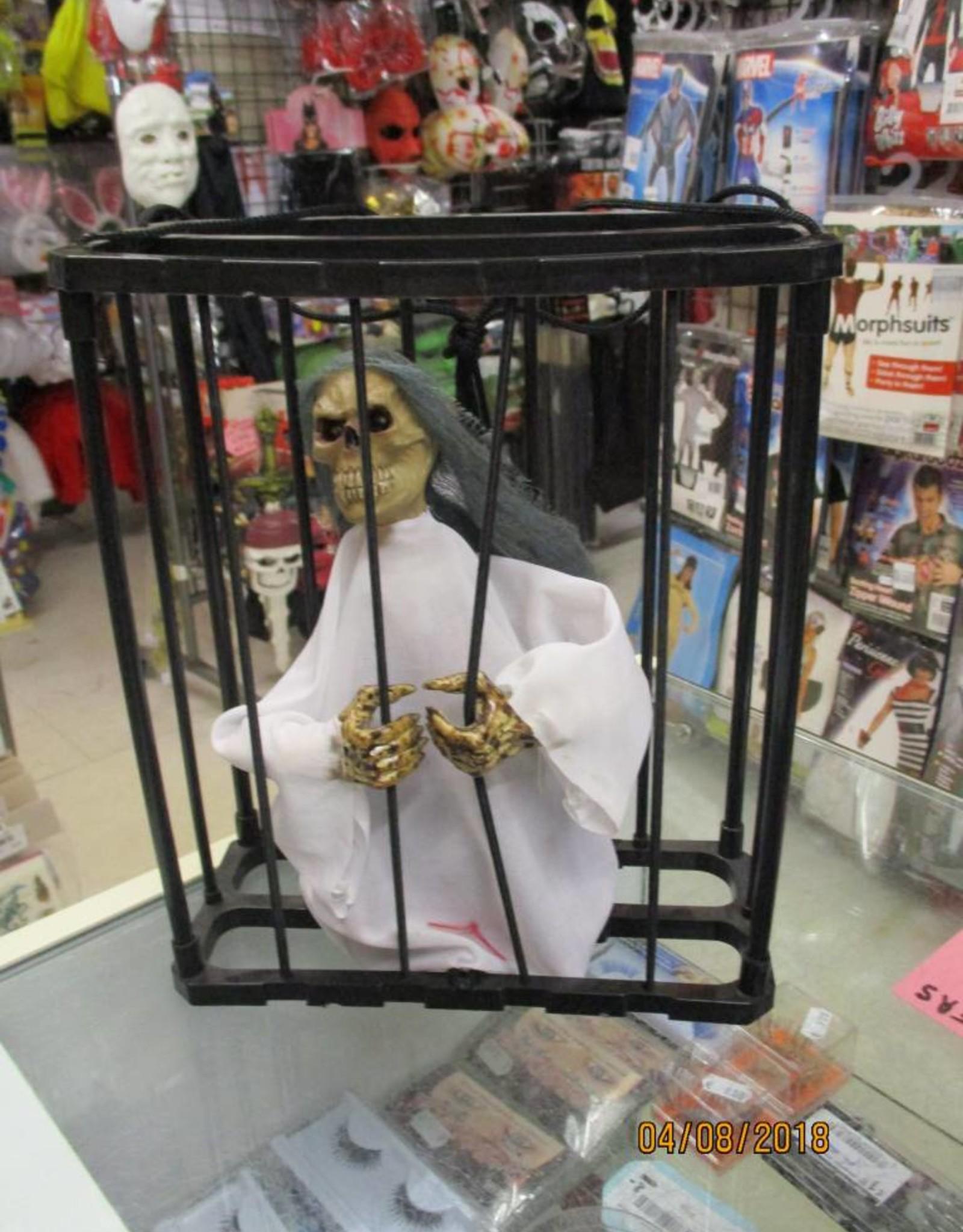 ESPA spook in kooi help me