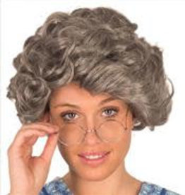FARAM pruik oude vrouw